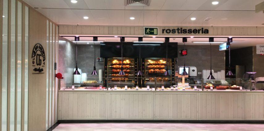 Rotisseria @Elcorteingles Barcelona